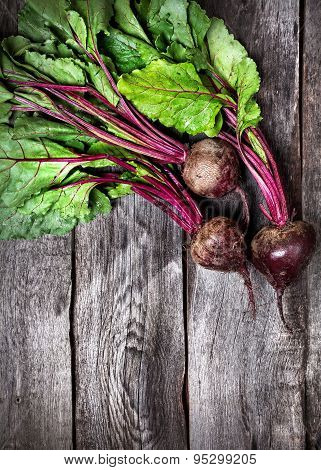 Raw Beetroot