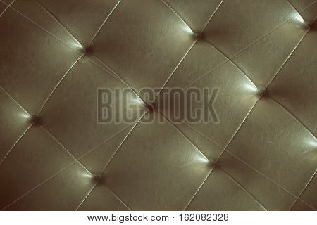 leather seamless tileable background patterndiamond stitched leather furniture seamless pattern for background or texture.