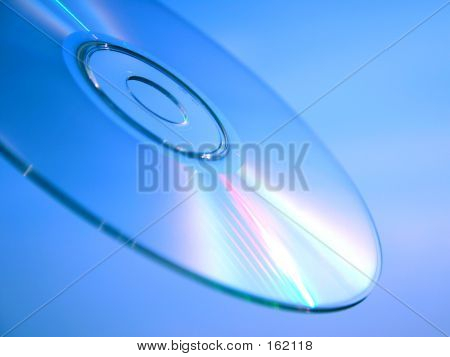 Cd In The Blue