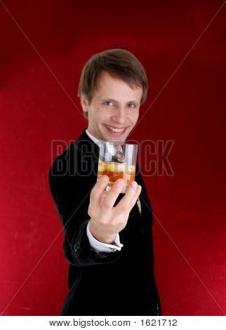 Businessman Whiskey