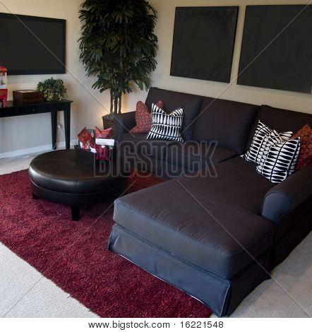 Moder Living Room