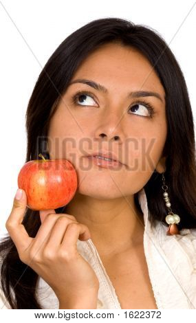 Apple Girl - Full Of Thoughts