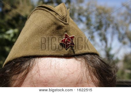 Russian Soldier'S Hat
