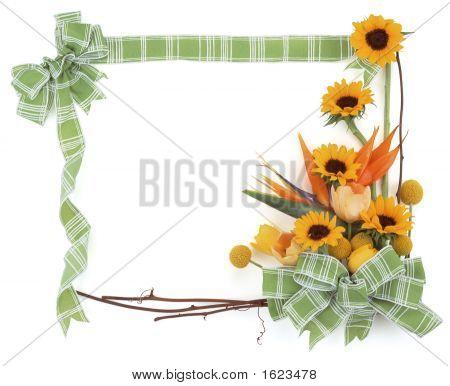 Flower Frame-4