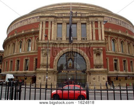 Royal Albert Hall 4