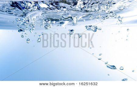 Wasser-Hintergrund