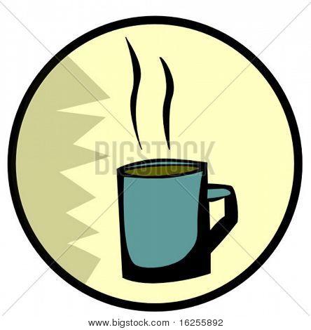 hot beverage mug