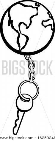 llave del mundo
