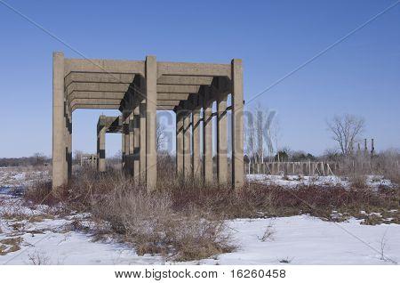 Abandoned Ordnance Manufacturing Plant
