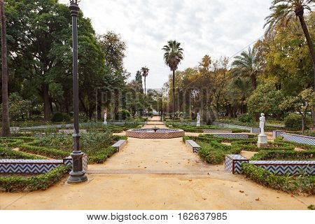 Maria Luisa Park (parque De Maria Luisa)