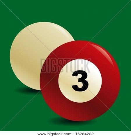 bolas de piscina