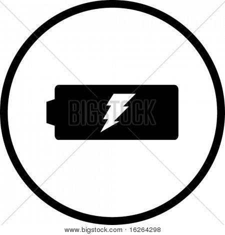 battery energy symbol