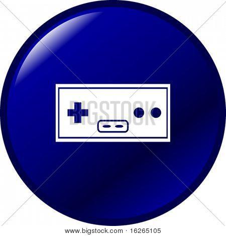 classic joypad button