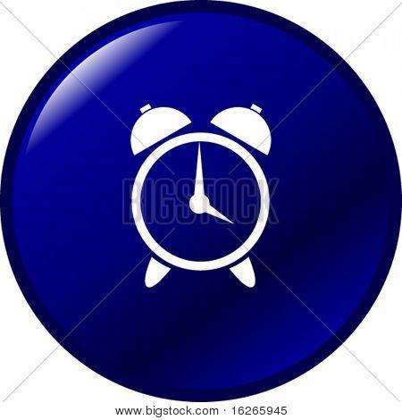 alarm clock button