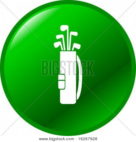 golf clubs bag button