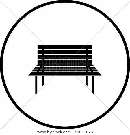 símbolo de Banco
