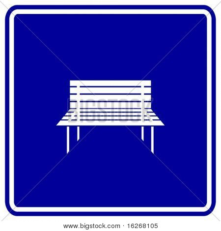bench sign