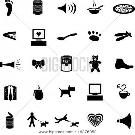 diverse symbol set 4