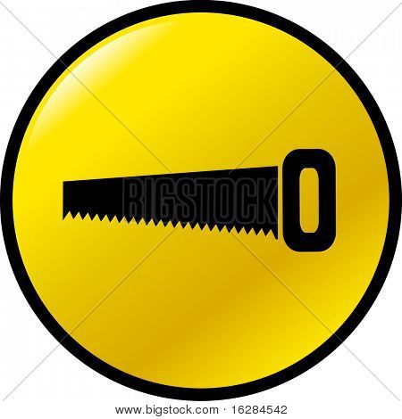 saw button