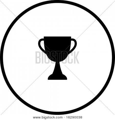 trophy cup symbol
