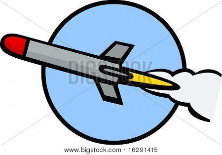 firing a rocket