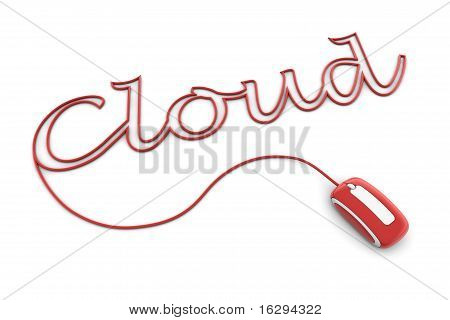 Browse The Glossy Red Cloud Cable
