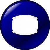picture of goodnight  - pillow button - JPG