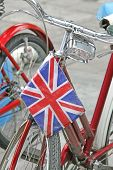 Постер, плакат: Старый водный велосипед