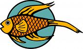 stock photo of fish icon  - fish - JPG