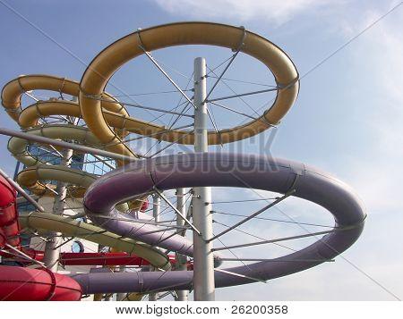 Aquapark chutes 1020_05