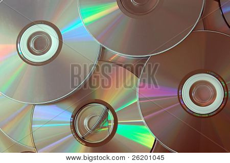 CD-Rom disks