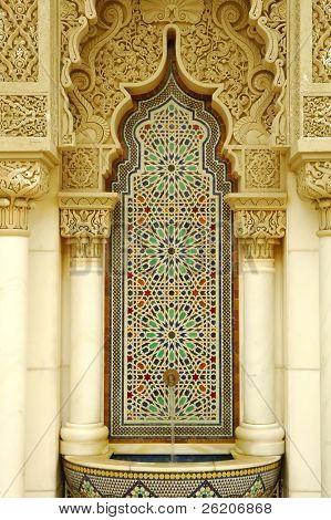 Moroccan Architecture Details