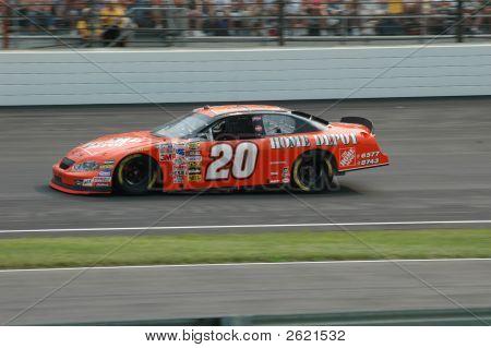 Tony Stewart'S  Car