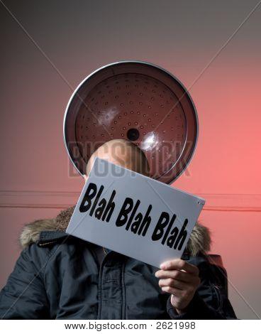 Blah  - Sign Series