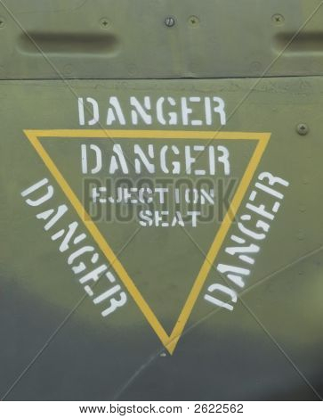 Danger Ejection Seat
