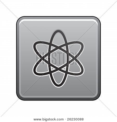 Gray nuclear Button