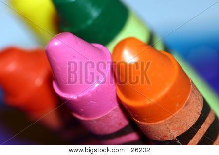 Close Up Colors