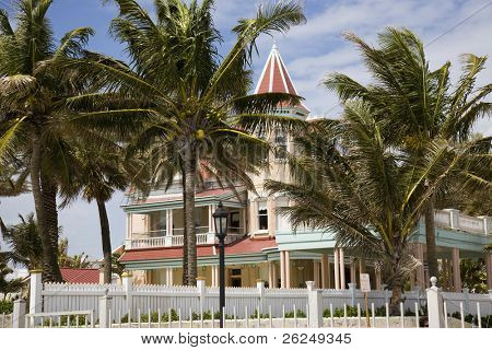 Southernmost house in Key West Florida