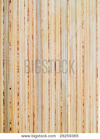 striped pressed bamboo board background