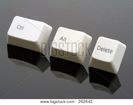 Ctrl-alt-delete