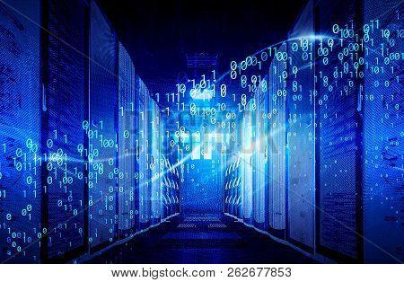 Visualization Of Big Data Digital