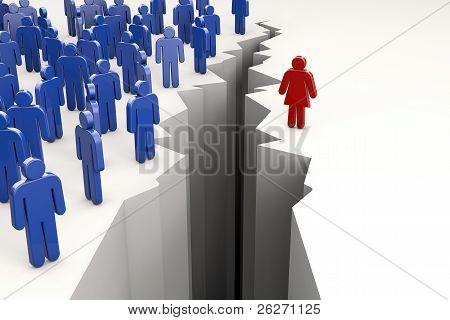 Brecha de género