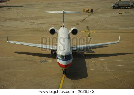 Regional Jet Embraer Emb-135