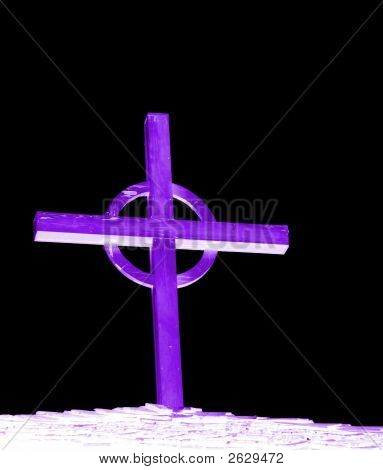 Cross For Lent