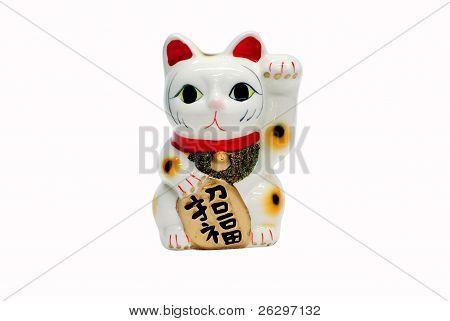 Japan's Beckoning Cat