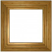 pic of orthogonal  - Wooden frame - JPG