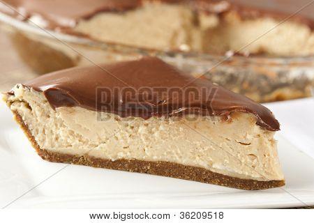 Gourmet Peanut Butter Pie
