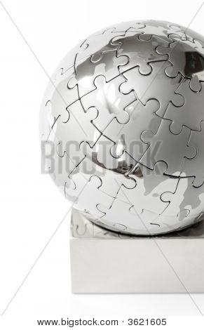 Puzzle Globe 2