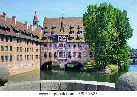 Heilig-geist-spital Of Nuremberg