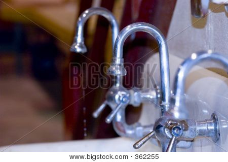 Workshop Faucets